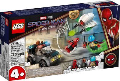 LEGO Marvel Super Heroes - 76184 Mysterios Drohnenattacke...