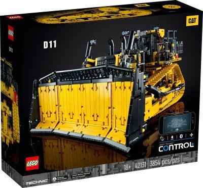 LEGO Technic - 42131 Cat D11T Bulldozer