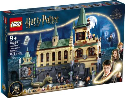 LEGO Harry Potter - 76389 Hogwarts Kammer des Schreckens