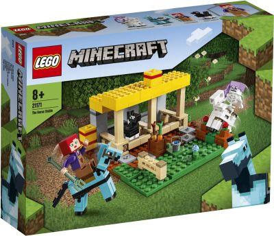 LEGO Minecraft - 21171 Der Pferdestall