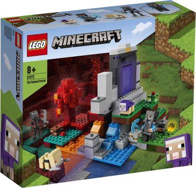 LEGO Minecraft - 21172 Das zerstörte Portal