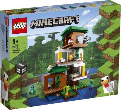 LEGO Minecraft - 21174 Das moderne Baumhaus