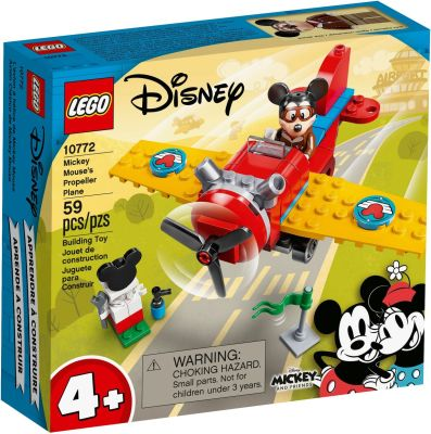 LEGO Mickey and Friends - 10772 Mickey Mouse's...