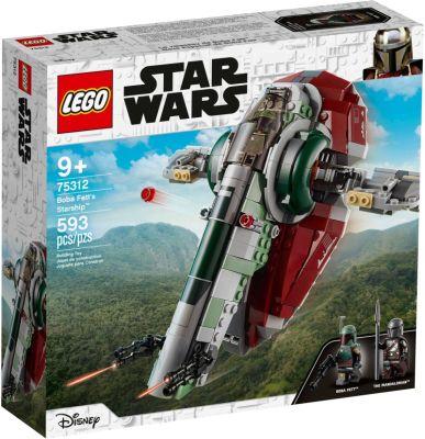 LEGO Star Wars - 75312 Boba Fetts Starship
