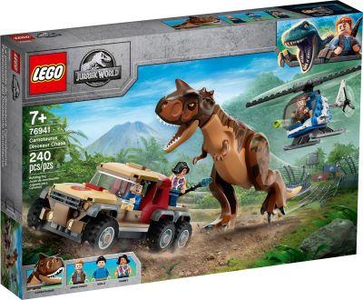 LEGO Jurassic World - 76941 Verfolgung des Carnotaurus