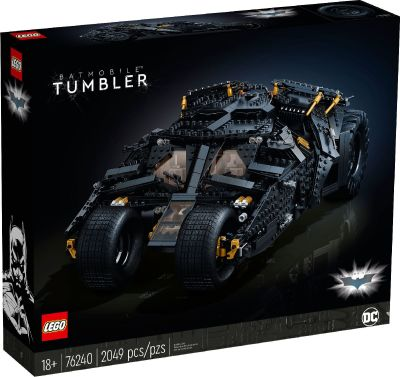 LEGO DC Universe Super Heroes - 76240 DC Batman -...