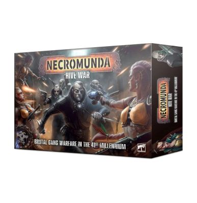 Necromunda: Hive War (Englisch)