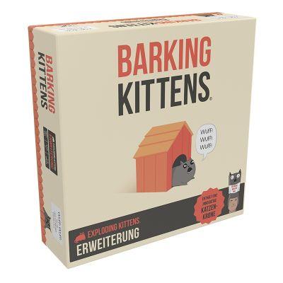 Exploding Kittens - Barking Kittens verpackung...
