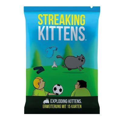Exploding Kittens - Streaking Kittens verpackung...