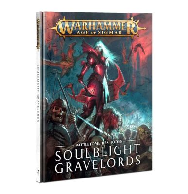 Battletome: Soulblight Gravelords (Deutsch)