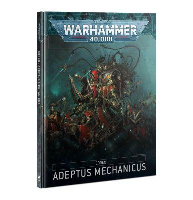 Codex: Adeptus Mechanicus (Englisch)