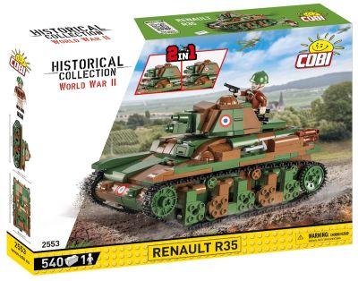 COBI-2553 Renault R35