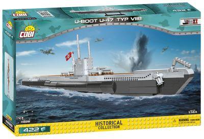 COBI-4828 U-Boot U-47 VIIB