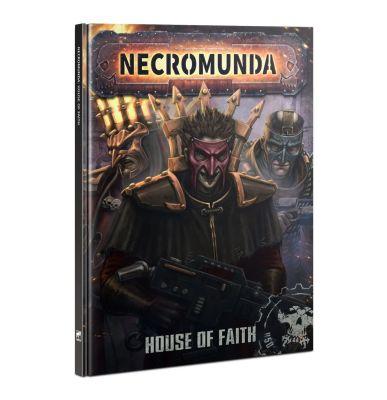 Necromunda: House of Faith - Englisch