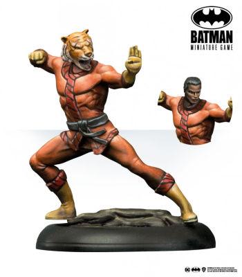 Bronze Tiger Batman Miniature Game (Englisch)