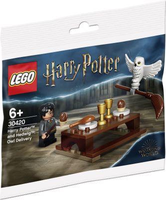 LEGO Harry Potter - 30420 Harry Potter und Hedwig:...