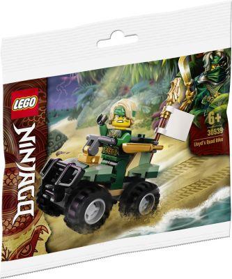 LEGO NINJAGO - 30539 Lloyd's Quad