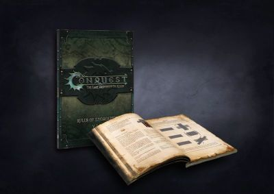 The Last Argument of Kings Softcover Rulebook- German V 1.5