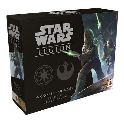 Star Wars: Legion - Wookiee-Krieger verpackung vorderseite