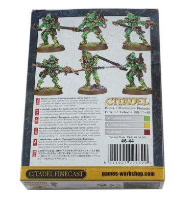 Striking Scorpions/Skorpionkrieger
