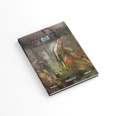 Paradiso Planet Book cover front