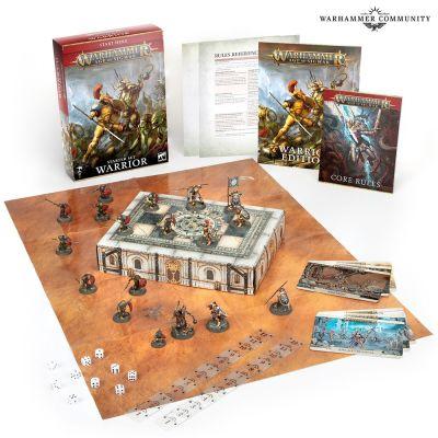 Warhammer Age of Sigmar - Kriegerbanner