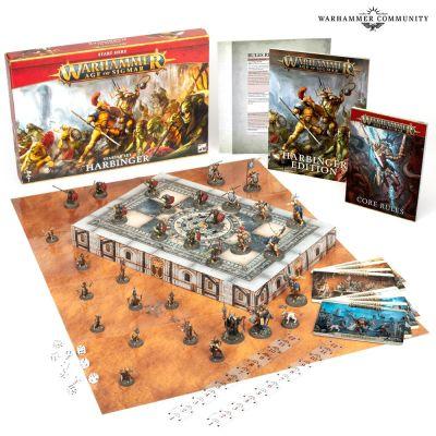 Warhammer Age of Sigmar: Harbringer (Englisch)