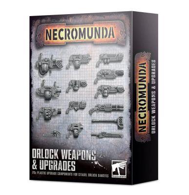 Necromunda: Orlock Weapon Upgrades