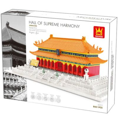 Wange Hall of Supreme Harmony