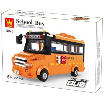 Wange Schulbus