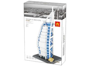 Wange Burj Al Arab Hotel in Dubai WG-5220