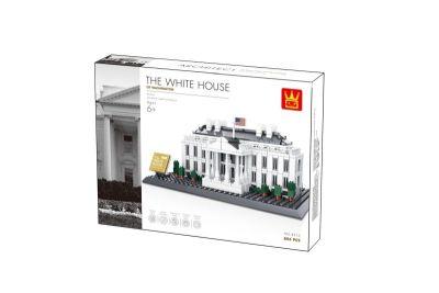 Wange Weißes Haus WG-4214