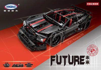 Xingbao Assassin X19 Muscle Car