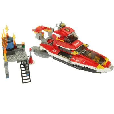 Xingbao Stadtfeuerwehr Boot