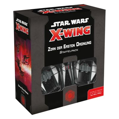 Star Wars: X-Wing 2. Edition Zorn der Ersten Ordnung...