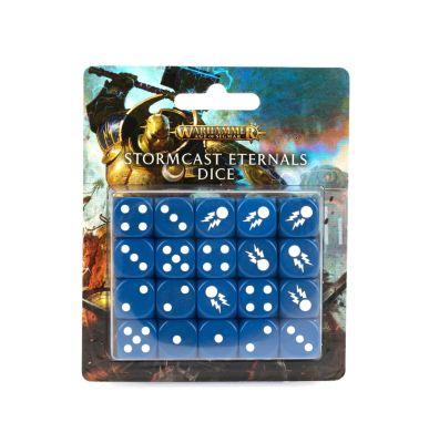 Age of Sigmar: Stormcast Eternals Dice Set