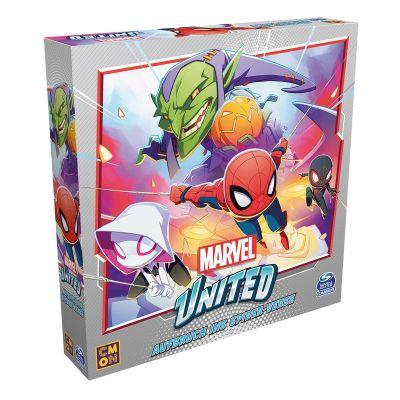 Marvel United Aufbruch ins Spider-verse verpackung...