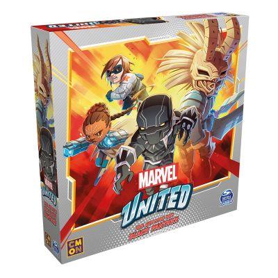 Marvel United Aufstieg des Black Panther verpackung...