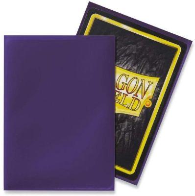 Dragon Shield Standard Sleeves - Purple (100 Sleeves)
