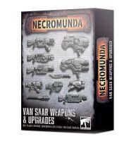 Van Saar Weapons & Upgrades