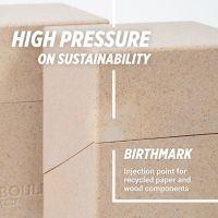 Ultimate Guard Return To Earth Boulder Deck Case 100+ Standardgröße Rot