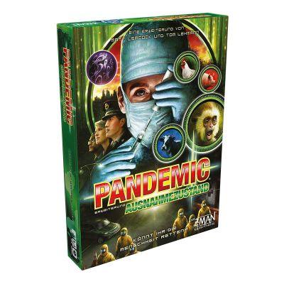 Pandemic: Ausnahmezustand - Erweiterung