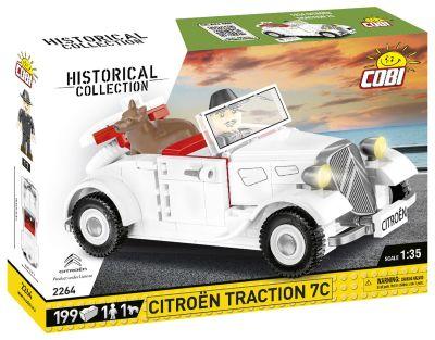 COBI-2264 1934 Citroen Traction 7c