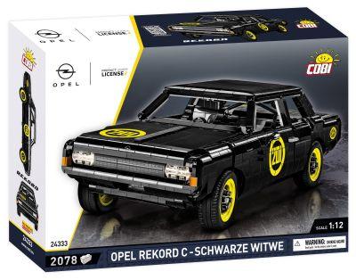 COBI-24333 Opel Record C-Schwar