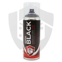Pitch Black Miniature Aid Spray Dose mit Fatcap