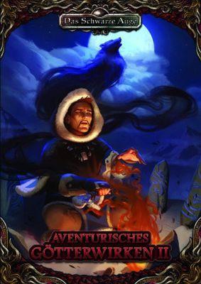 DSA Aventurisches Götterwirken 2 Hardcover