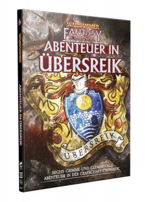 Warhammer Fantasy-Rollenspiel - Abenteuer in Übersreik
