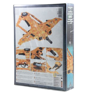 AX3 Razorshark Strike Fighter/Sun Shark Bomber