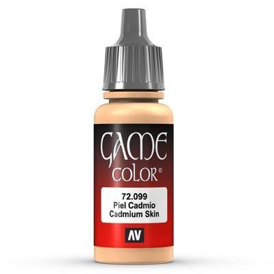 72.099 Cadmium Skin, Vallejo