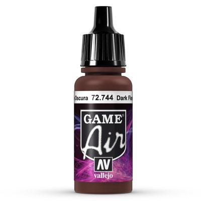 72.744 Dark Fleshtone Air, Vallejo